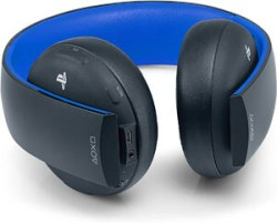 PlayStation Gold Wireless Stereo Headset 2