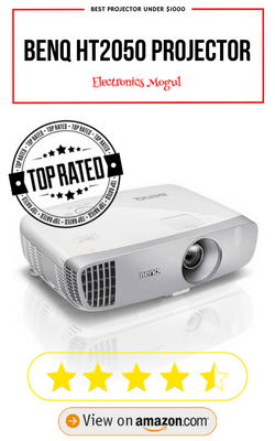 Benq Ht2050 Best Projector Under 1000