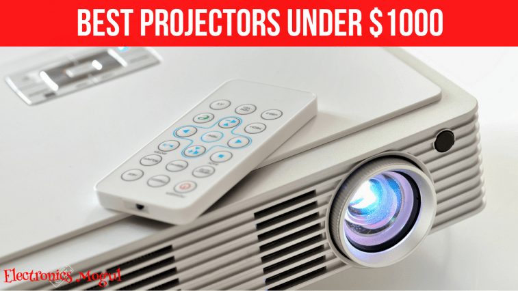 Best Projectors Under 1000 Product Reviews