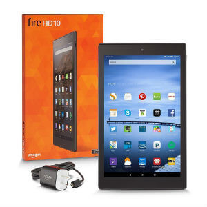 Fire HD 10 Tablet With Alexa 1