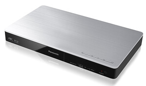 Panasonic Smart Network 4K Upscaling 3D Blu Ray Player 2