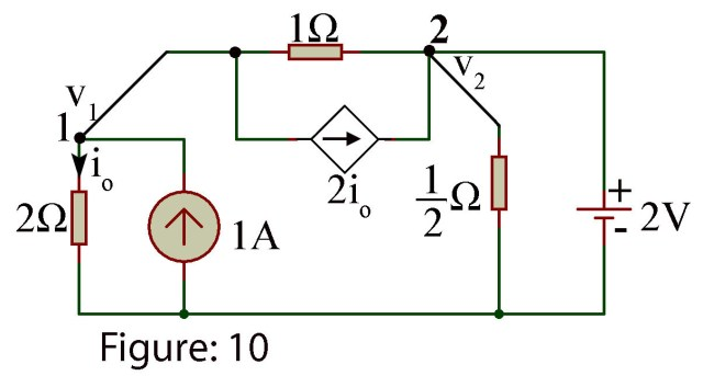 Dependent Resistor Is Shown In The Equivalent Circuit Model Drawing