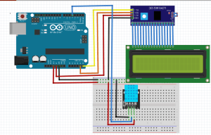 3 pin dht11 sensor arduino connections