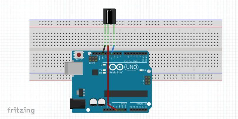 ir remote decoder circuit
