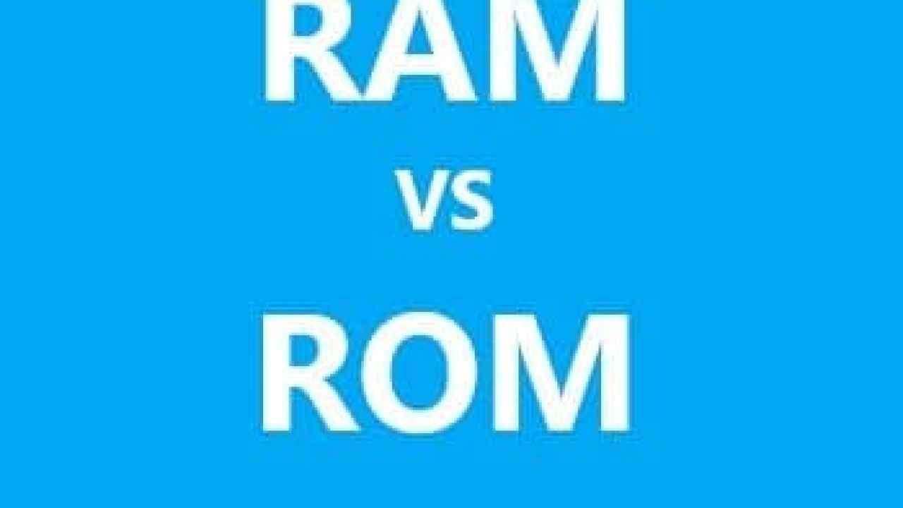 What is the difference between RAM and ROM? - Electronics