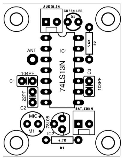 Ic Pin Layout