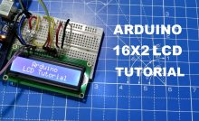 How to Connect I2C LCD Display to Arduino - Electronics