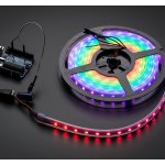 NeoPixel LED Strip - Cinta 60 LED RGB Direccionable - 1m-00