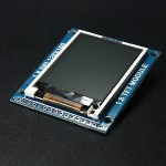"Display LCD 1.8"" 128×160 Touch TFT SPI controlador ST7735B (1)"