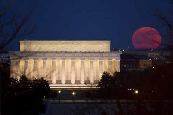 """Supermoon,"" March 19, 2011"