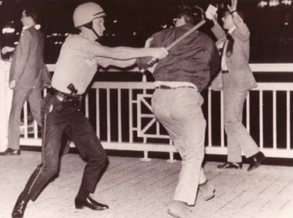 Convention Week 1968