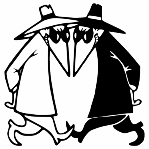 Spy vs. Spy/Mad Magazine