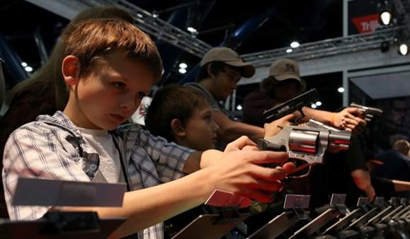 Kids & Guns