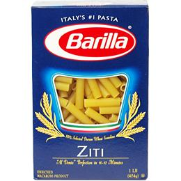 Barilla Ziti