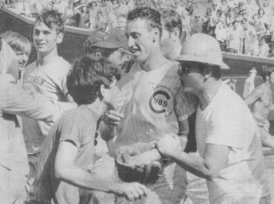 Holtzman No-Hitter, 19690819
