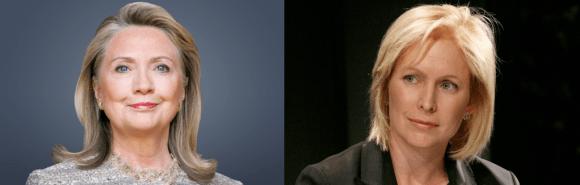 Clinton/Gillibrand
