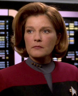 From Star Trek: Voyager