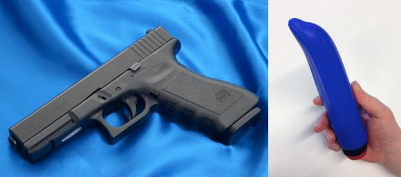 Gun/Vibrator