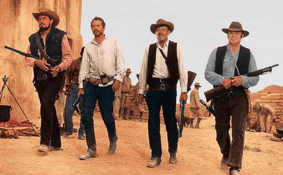 "From ""The Wild Bunch"""