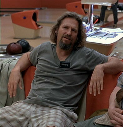 "From ""The Big Lebowski"""