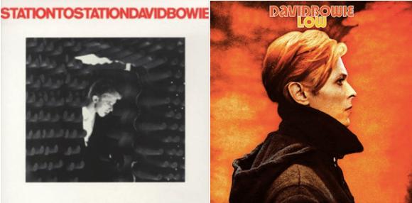 Bowie Discs