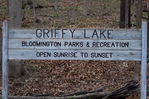 Griffy Lake