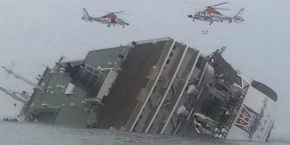 Sewol Disaster