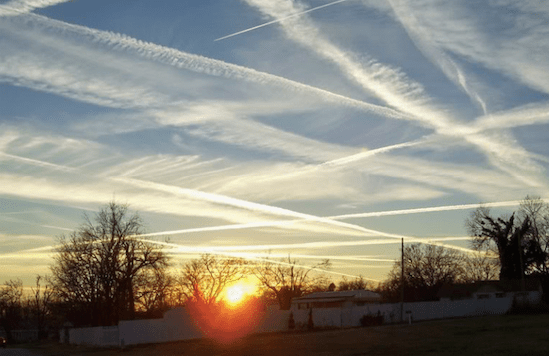 """Chemtrails"""