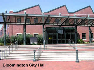 Bloomington City Hall