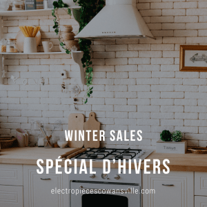 Promotions D'Hivers / Winter Savings