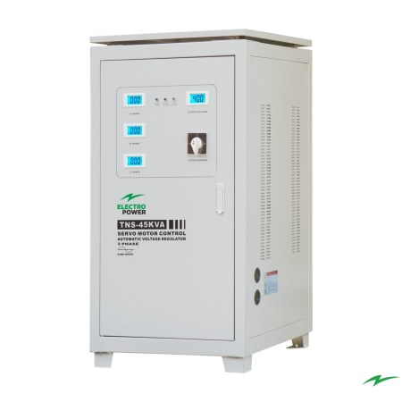 Stabilizator tensiune Electropower EP-TNS-45kVA-(36000W)-400V