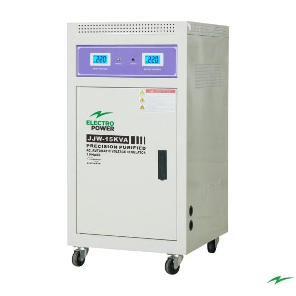 Stabilizator tensiune precizie EP-JJW-15kVA(12kW)-220V