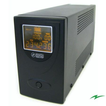 Sursa UPS Braun Group line-interactive 1500VA LCD