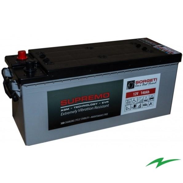 Baterie stationara AGM 140Ah, 12V