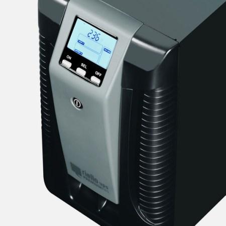 Sursa UPS Riello online dubla conversie SEP 1000 front