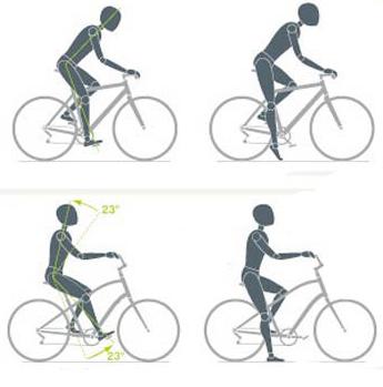 рама хардтейл и комфортный велосипед