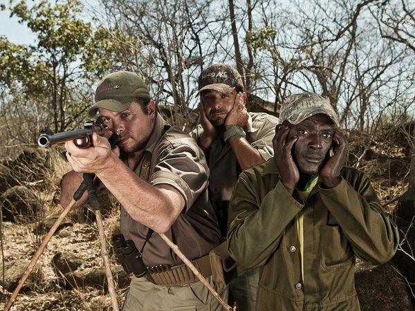 охотничья фотография