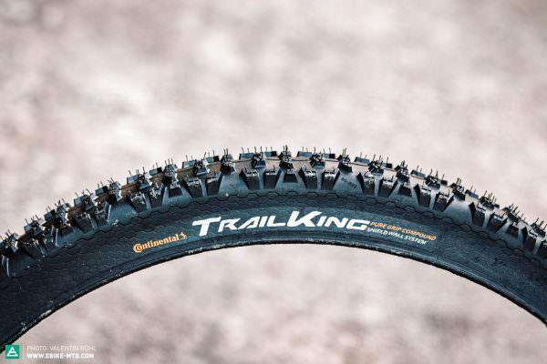 Continental Trail King покрышки покрышка велопокрышки электрический велосипед