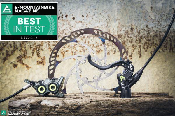 лучшие дисковые тормоза для велосипеда электровелосипед ебайк тест тестирование победитель