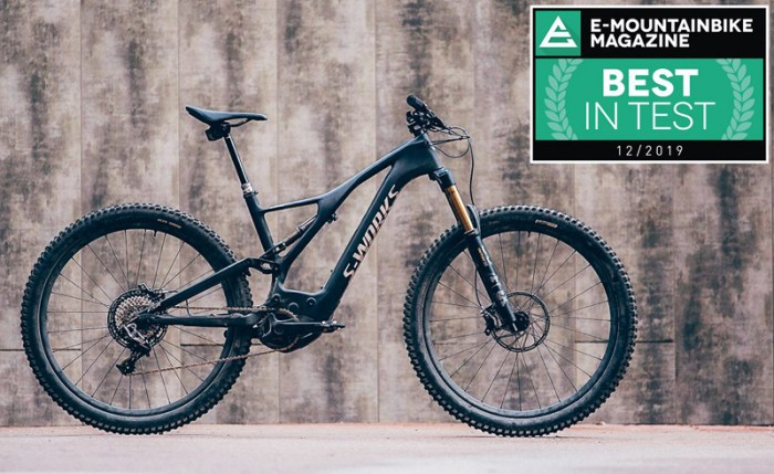Specialized S-Works Turbo Levo eMTB горный электровелосипед