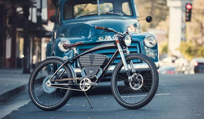 Электровелосипеды Vintage Electric