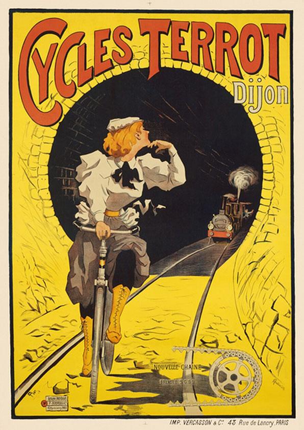 1890 постер IXX век
