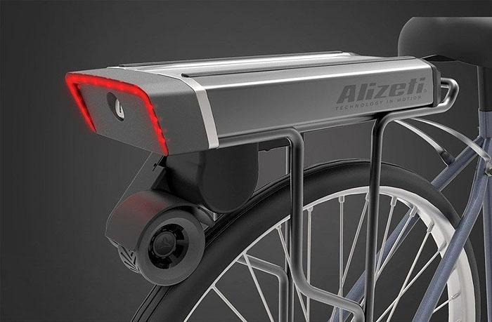 Фрикционный мотор Alizeti 300C E-bike System