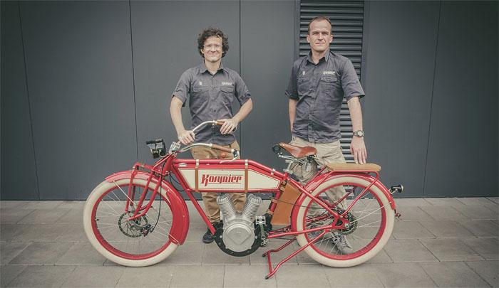 Электровелосипеды Kosynier