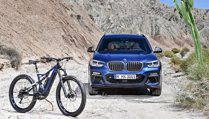 Электровелосипед BMW E-Bike Specialized