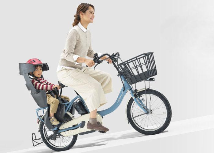 Электрические велосипеды в Японии
