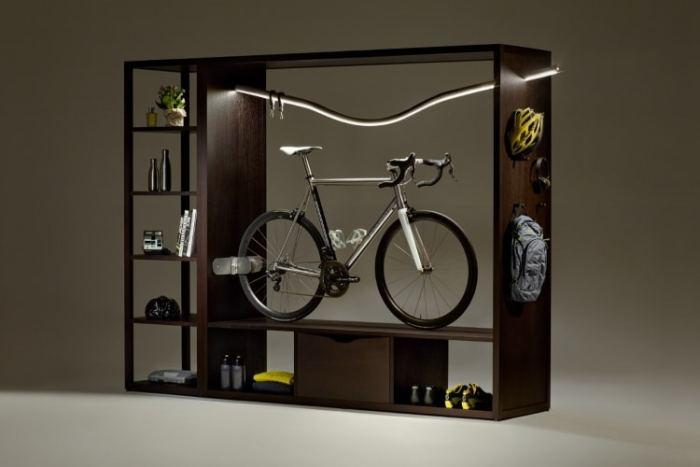 Велосипед и интерьер (выпуск №1)