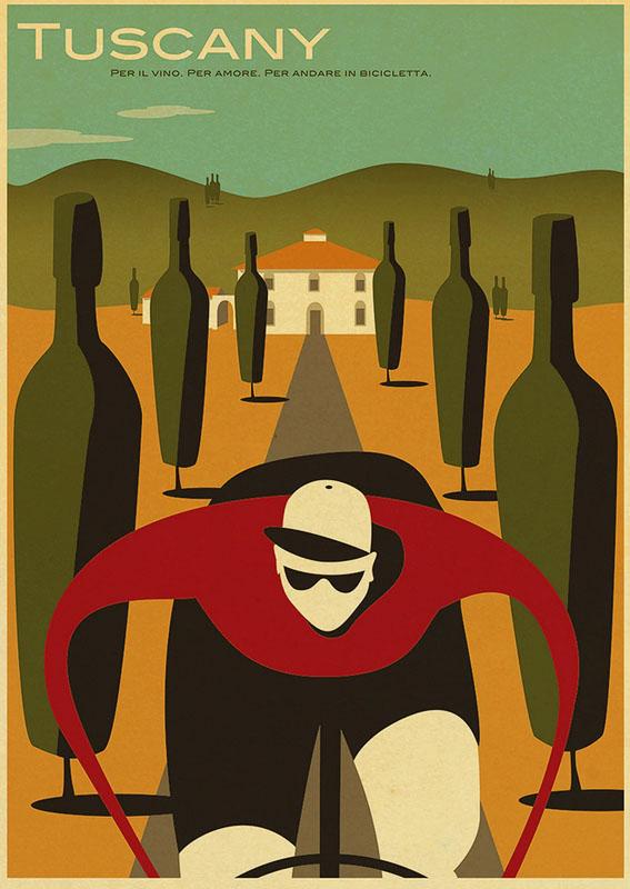 Постер Tuscany