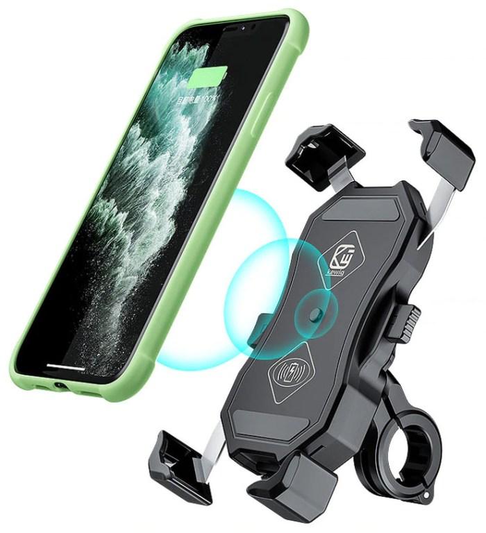держатель телефона и зарядное устройство