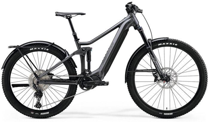 Электровелосипеды Merida eONE-FORTY EQ